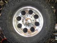 Mickey Thompson Classic II Wheels- Polished (ZEKE'S