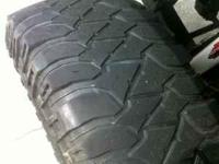 i have a set of 37*13.50*18 Mickey Thompson MTZs 2 have