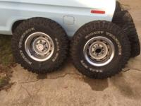 4 mickey thompson mtz 33x12.50-15lt virtually brand