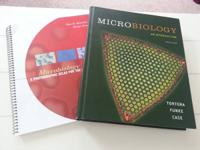 Selling a Microbiology book and a microbiology