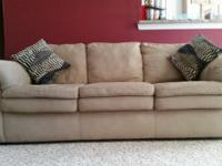 Type: Living RoomType: Sofas I am selling my camel soft