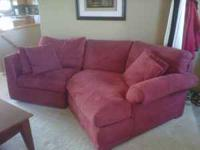 I have a very nice couch for sale. It looks great in