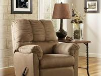 For just $189 for our microfiber reclining chair while