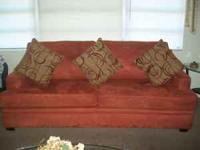I have a microfiber sofa and love seat in great