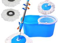 This 360 degree new design magic mop is perfect for