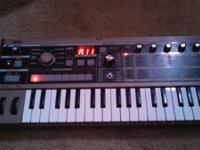 I have a microkorg synthesizer/vocoder for sale. In
