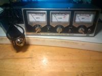 Micronta 3 Meter CB Tester SWR Ham Radio 21-522 Radio