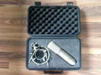 Brand new Microphone for sale! Please contact Meisha @