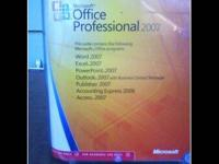 Description I have the Microsoft Office Professional