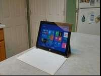 Selling my surface which is in excellent condition.