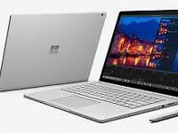 Microsoft Surface Book CPU: 2.4GHz Intel Core i5-6300U