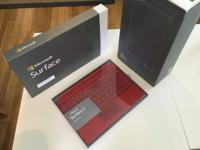 This is the Microsoft Surface Tablet bundled with the