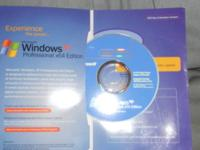 BRAND NEW IN BOX -- MICROSOFT WINDOWS SERVER 2008