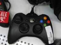Description: Microsoft Xbox 360 Controller, great
