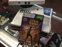 Microsoft Xbox 360 System Kinect Star Wars Limited
