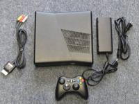 Microsoft Xbox360 Slim 4 GB video gaming console system