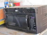 I have an over the assortment microwave to sell, I