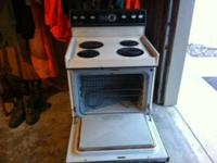 Kenmore microwave and Hotpoint Oven for sale.  Make me