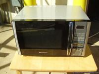 900 Watt Emerson used microwave oven for sale