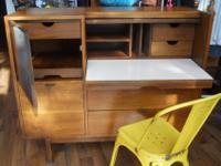 RARE FIND Rolltop Solid wood premium construction, 54""