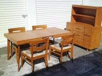 Mid Century Modern Dining-room Collection, By Walter