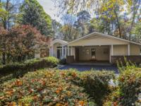Well maintained mid-century modern home in the heart of