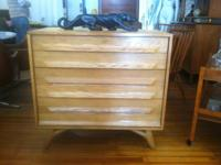 Mid Century Modern 5 Drawer Chest / Dresser *36'' x