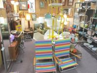 Mid Century Modern Booth 31 Westminster Antique Mall