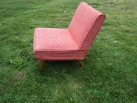 Mid Century Slipper Chair Mid century modern style