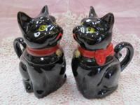 Cool, Retro Collection of Salt & Pepper Shakers Dating