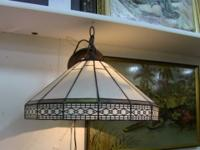 Excellent modern hanging light fixture. Great for