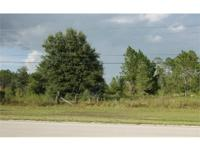 FANTASTIC 1.94 COMMERCIAL ACRES!!! PROPERTY FRONTAGE IS