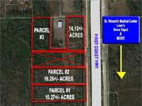 20.5+/- acres of Commercial property offered in 2