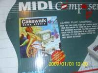 i have a midi composer w/ cakewalk home