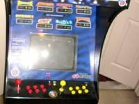 Midway Big Electronic Games Limited 12 game Multicade.