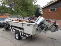 1967 Pipestone-Midwest Marine Mariner Captain 16.5 ft