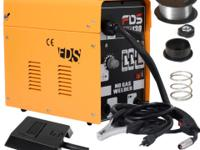 This is our new Wolf MIG Welder which will enable you