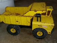 I have a 1970's Mighty Tonka dump truck for sale, its
