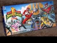 hi i am selling my mighty morphin power rangers game