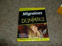 I have for sale a Migraines for Dummies book. Mint