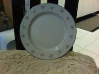 MIKASA CHINA DINNNER WARE (SYBIL-DISCONTINUED) 115