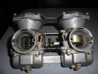 Mikuni carburetor for Yamaha XS 650 one slide is