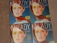 Hi, I'm selling a complete set of the 2012 Milady