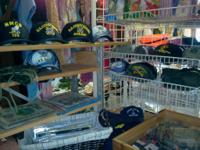 Great new merchandise at Treasure Planet thrift mall. A