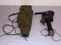 Pneumatic Military Rescue Hand Tool for the US Navy by