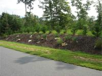 3.8 acre lot # 16 located at the corner of highland