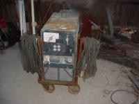 THIS IS MY PERSONAL WELDER, I HAVE USED AROUND THE