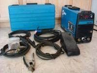 Miller Dynasty 200 DX Series AC DC TIG STICK WELDER