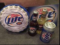 I have several Miller Lite items from my old bar/pool