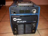 I am offering this Miller XMT 304 DC Inverter Arc